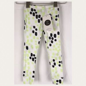 Izzy and Ferd Leggings Polka Dots 18-24 Months NWT